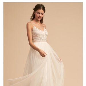 BHLDN Wedding Dress - Violetta